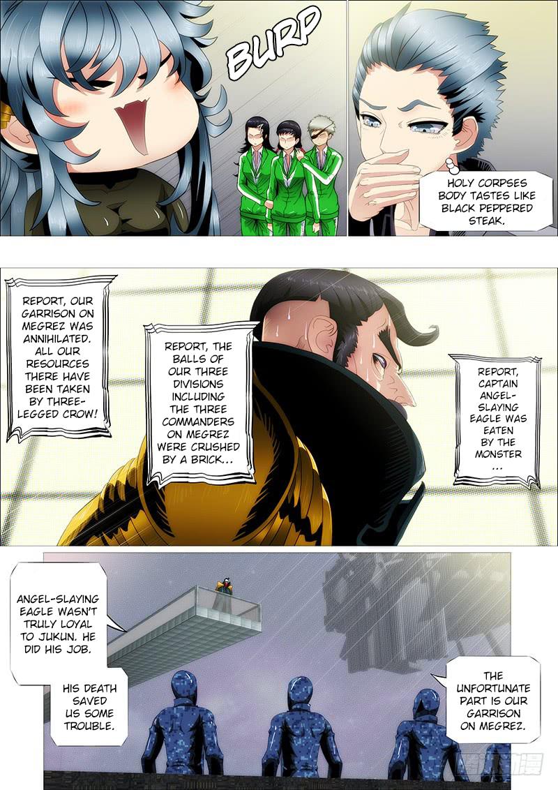 Ladies manga raw iron Iron Ladies