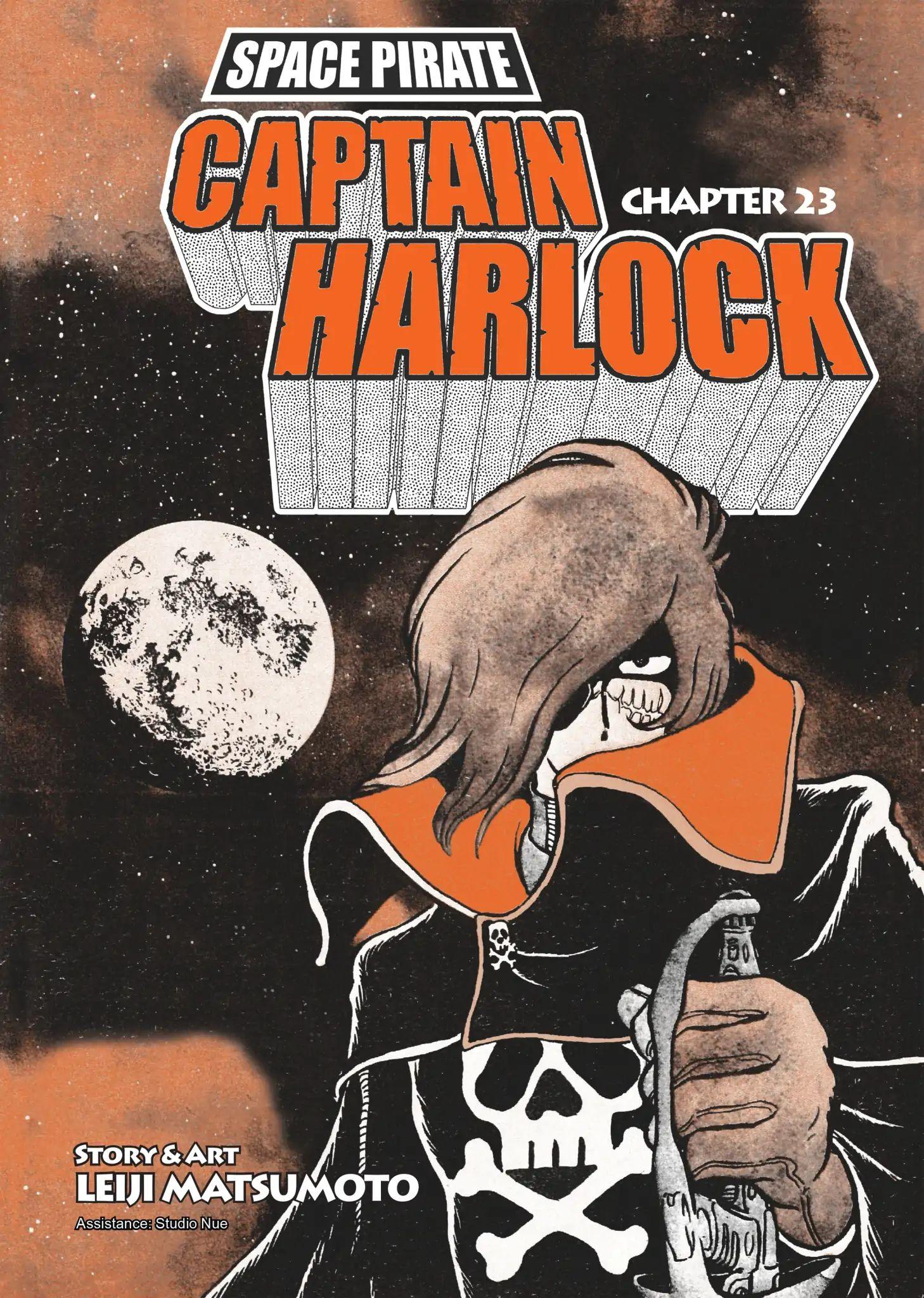 Captain Harlock Hentai